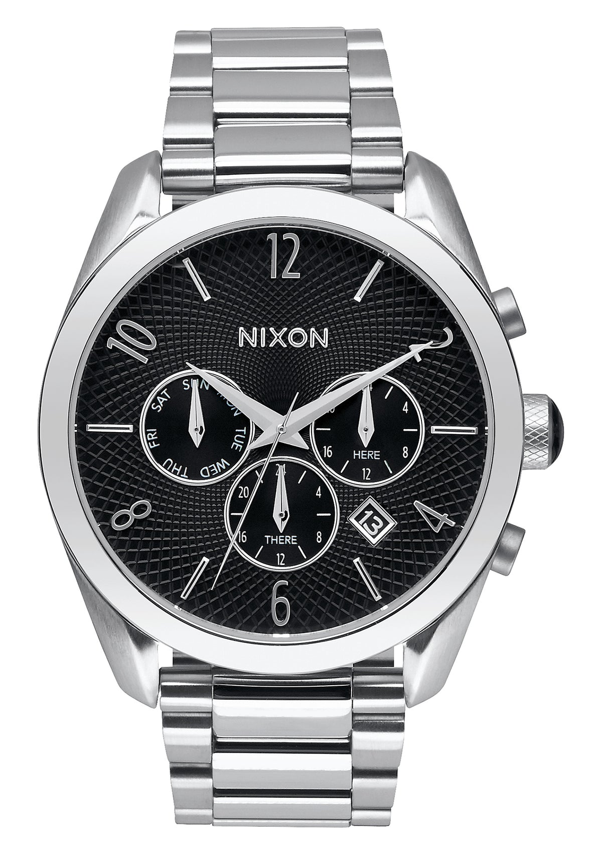Nixon Watch - Bullet Chrono: Black