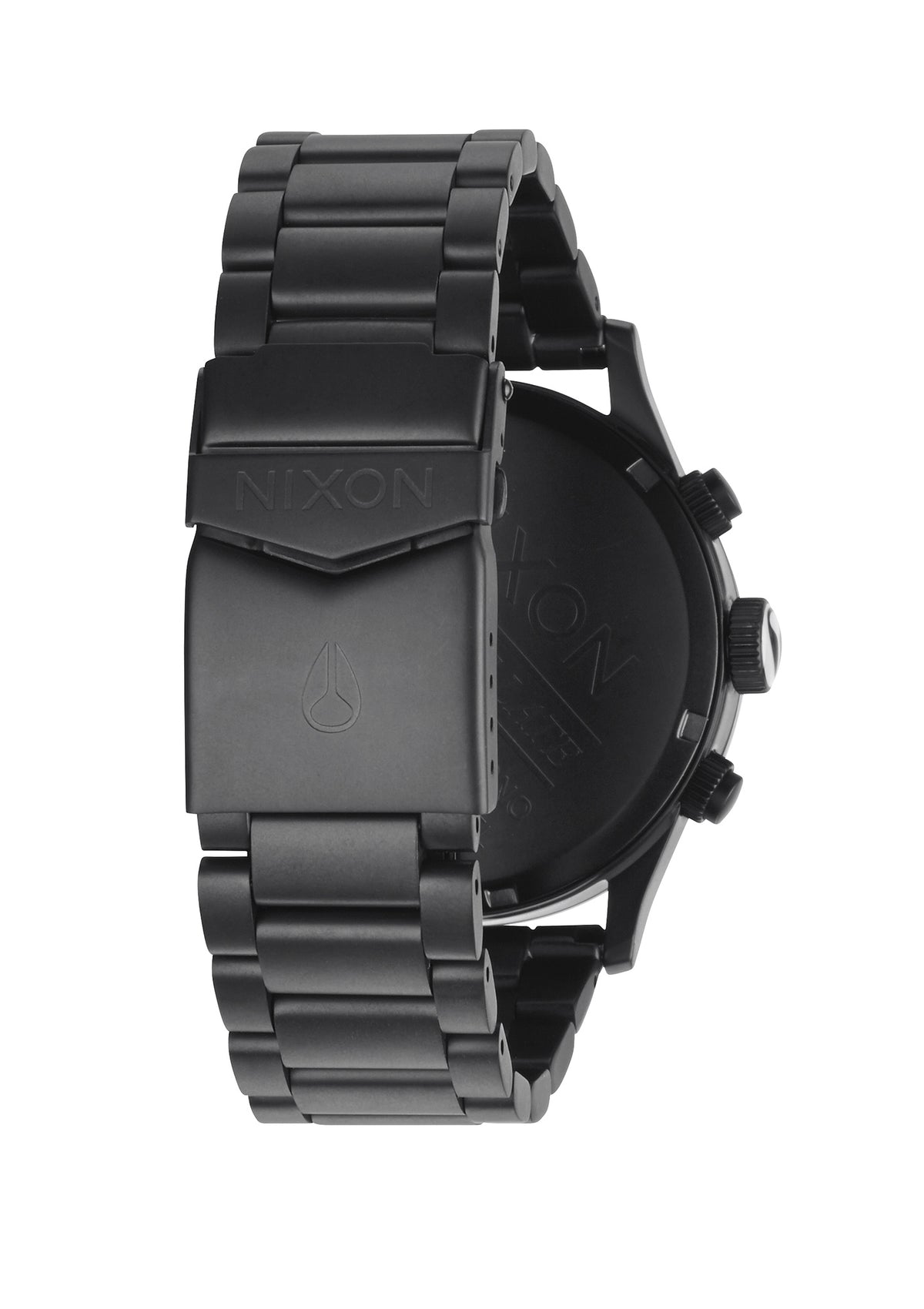 Nixon Sentry Chrono - Matte Black/Surplus