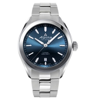 Alpina - ALPINER QUARTZ on Stainless Steel