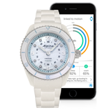 Alpina - SEASTRONG HOROLOGICAL SMARTWATCH - White