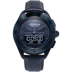 Alpina - AlpinerX Outdoors Smartwatch - Space Edition