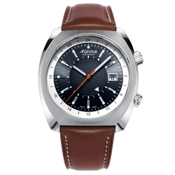 Alpina - STARTIMER PILOT HERITAGE GMT AUTOMATIC