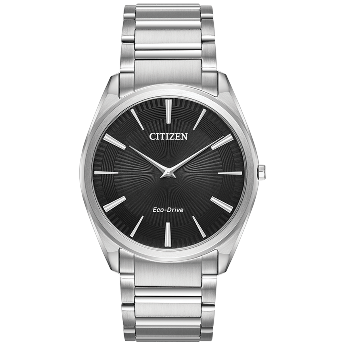 Citizen Eco-Drive - Stiletto Black Dial