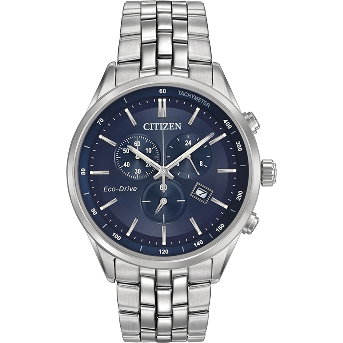 Citizen Eco-Drive - Corso - Stainless Steel Chrono