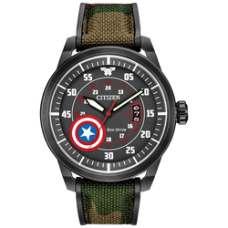 Citizen Eco-Drive: Marvel Captain America Watch
