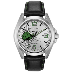 Citizen Eco-Drive: Marvel The Hulk Watch