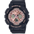 Casio Baby G - Ani/Digi Black with Metallic Pink Dial