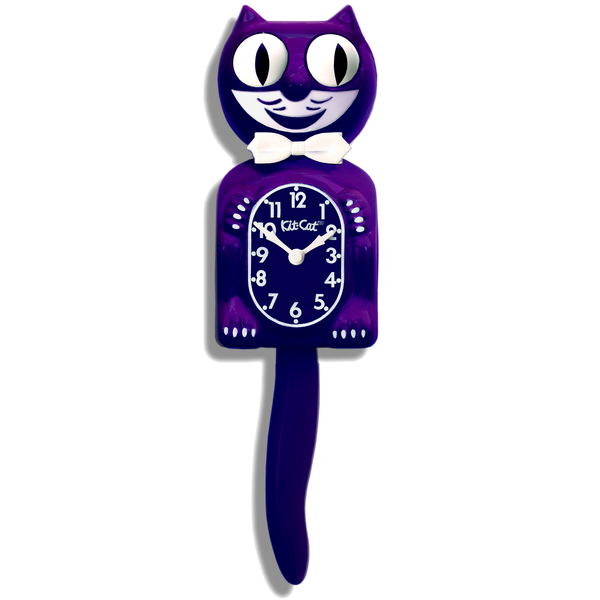 Ultra Violet Kit-Cat® Klock