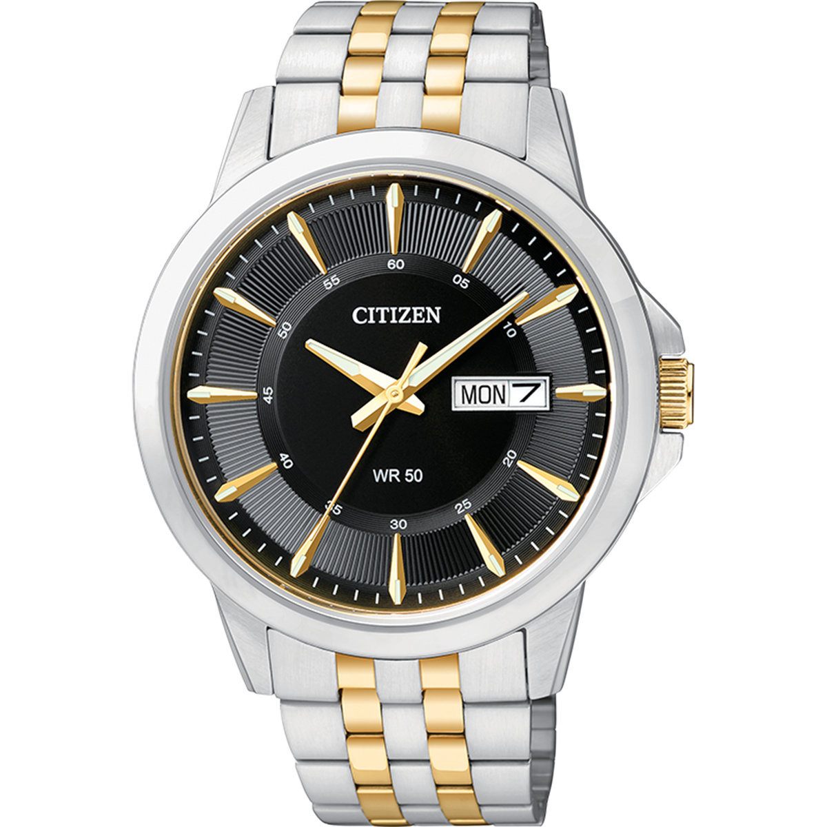 Citizen Quartz - 41mm Two-Tone