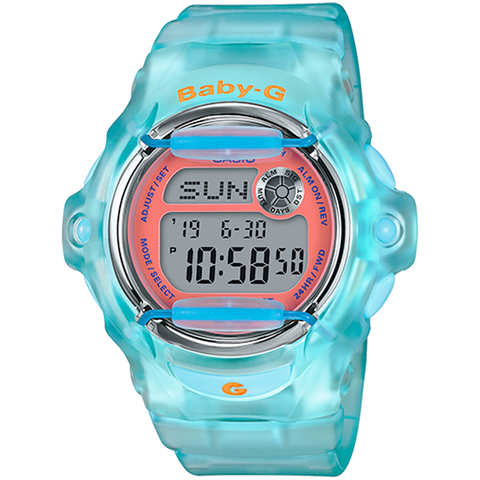 Casio Baby G - Origin Series Translucent Blue