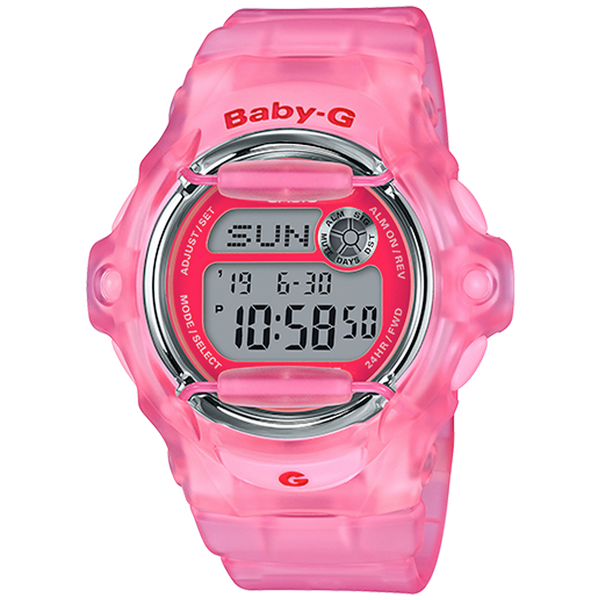 Casio Baby G - Origin Series Translucent Pink