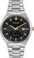 Citizen Eco-Drive - Stainless Steel with Black Dial