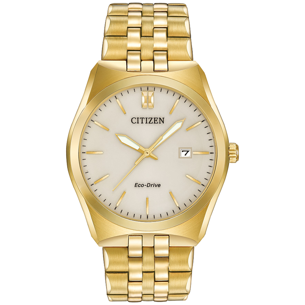 Citizen Eco-Drive - Corso - Gold Tone