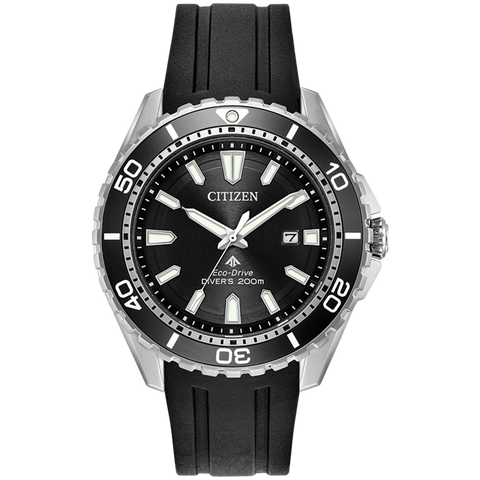 Citizen Eco-Drive - Promaster Divers Fitted Black