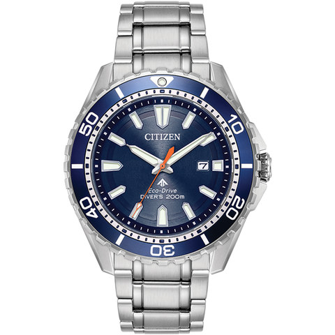 Citizen Eco-Drive - Promaster Diver Stainless Steel