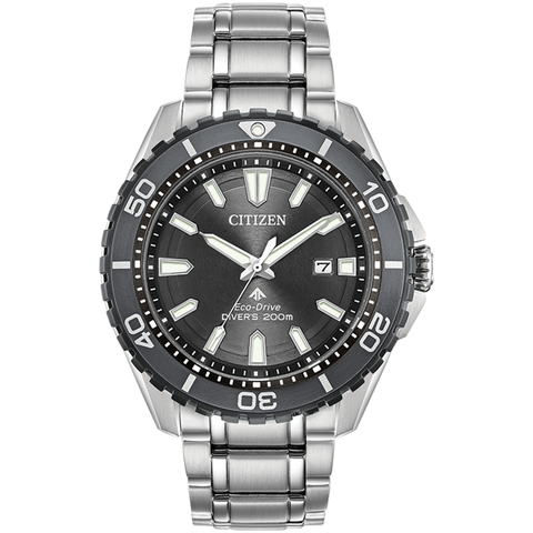 Citizen Eco-Drive - Promaster Stainless Steel Divers
