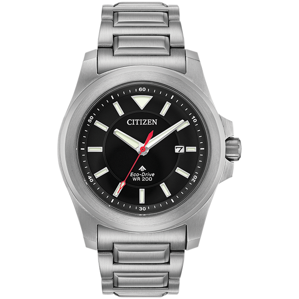 Citizen Eco-Drive - PROMASTER TOUGH Stainless Steel