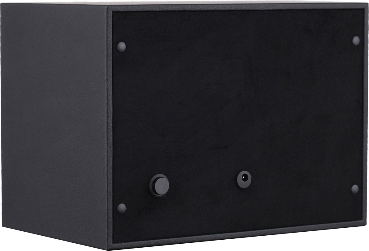 Benson Compact Series - 2 Watch Winder in Black