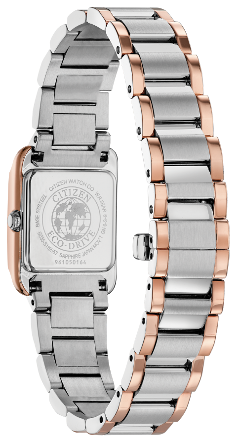 Citizen Eco-Drive - Biance - Two Tone with Rose Gold