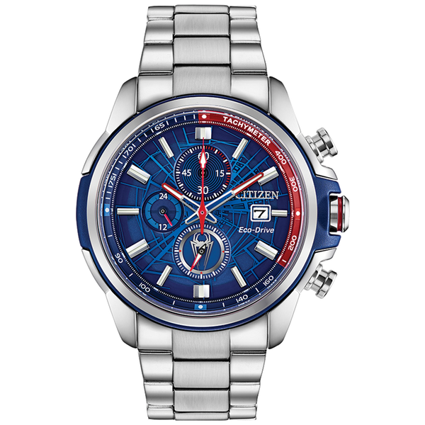 Citizen Eco-Drive: Marvel Spider-Man Watch