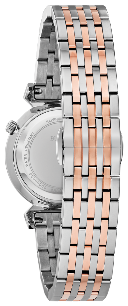 Bulova - Classic Regatta - Rose Gold Two-Tone