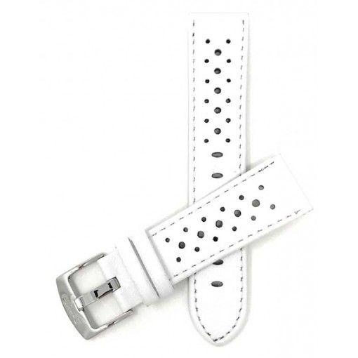 Banda Watchstrap - Perforated - Semi Padded Leather