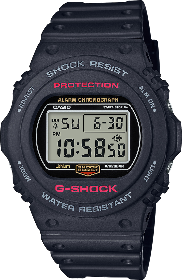 Casio G-Shock -  Limited Edition