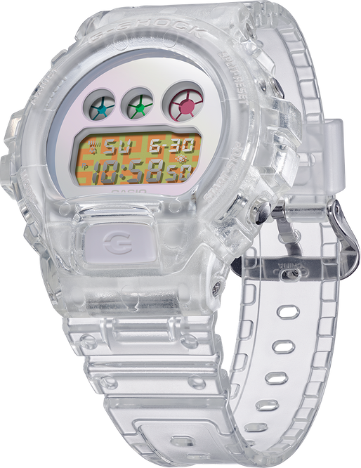 Casio G-Shock - 25th Anniversary DW6900