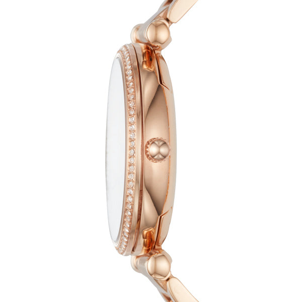 Fossil Watch Carlie - Rose Gold Tone