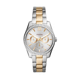Fossil Watch - Scarlette multifunction Two-Tone stainless steel watch