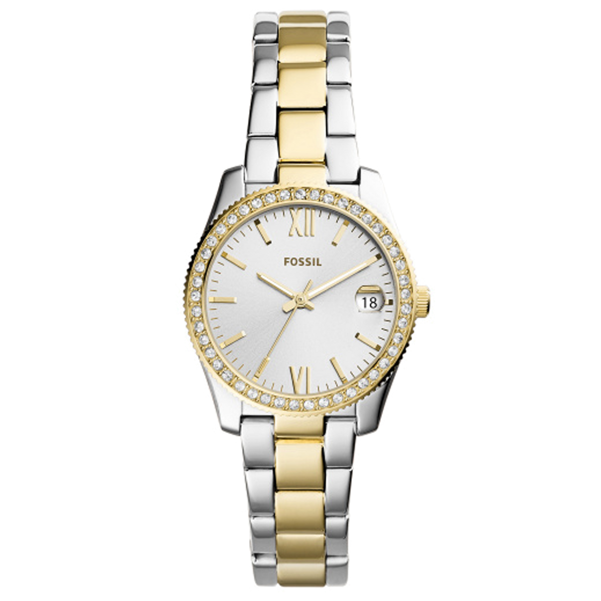 Fossil Watch Scarlette Mini - Two Tone