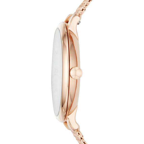 Fossil Watch Jacqueline - Rose Gold Tone