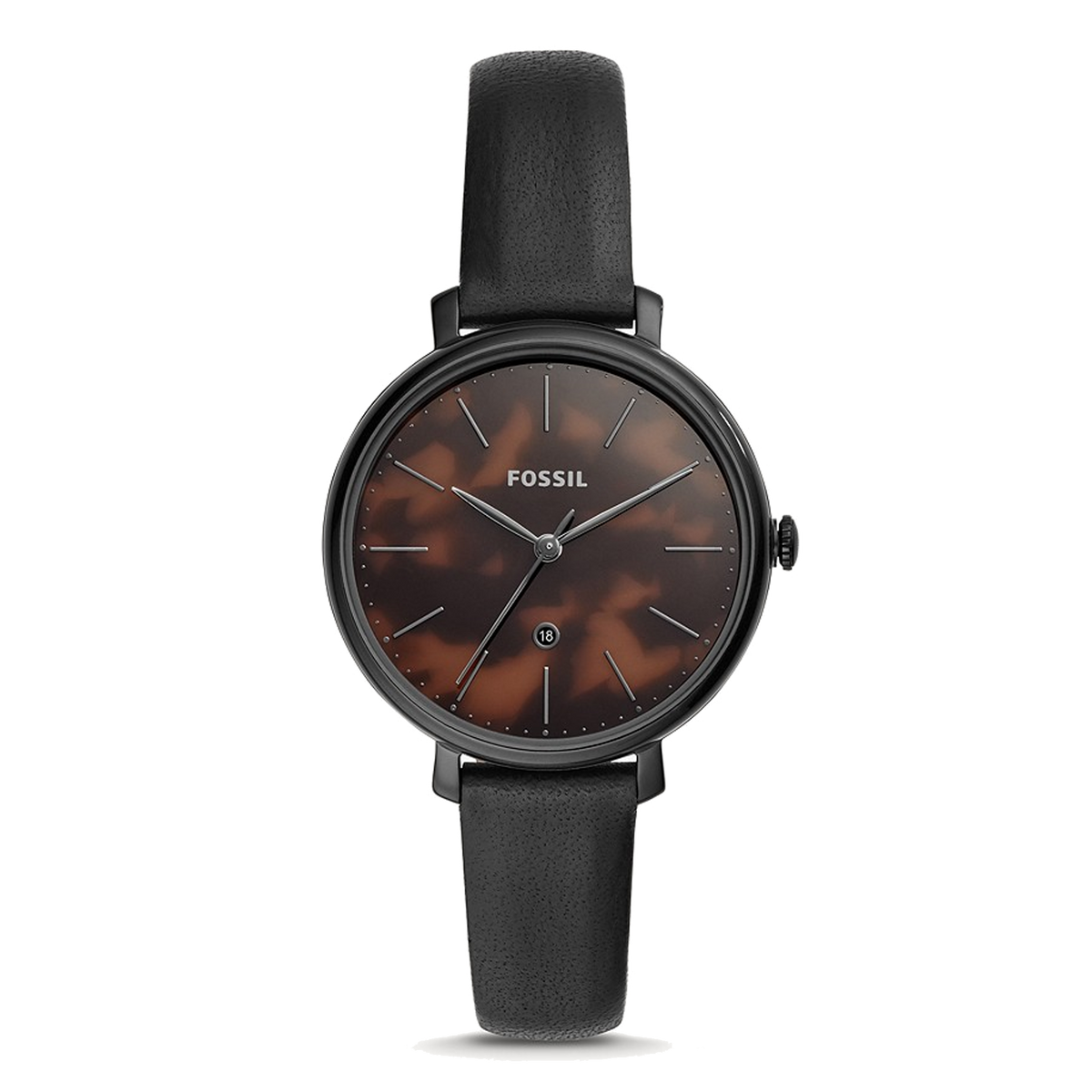 Fossil Watch Jacqueline - Black Steel