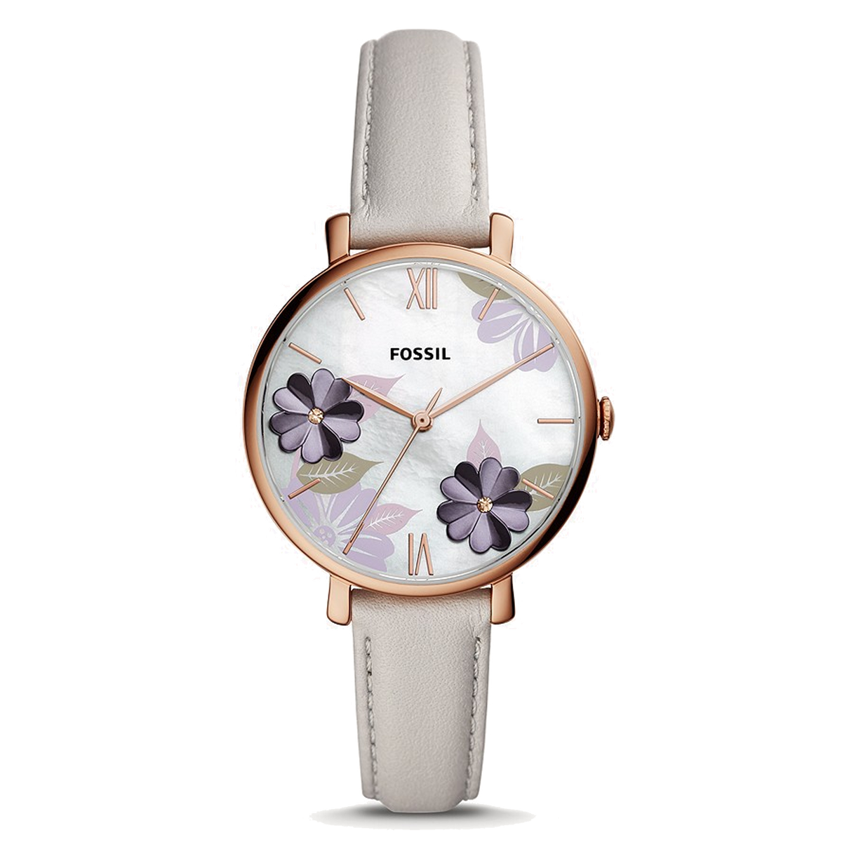 Fossil Watch Jacqueline - Flower Dial