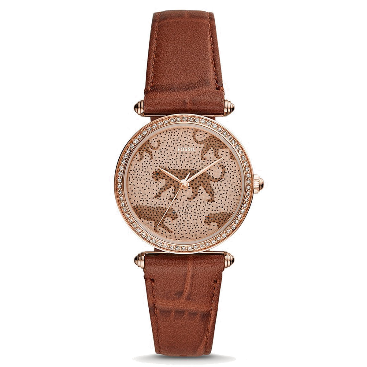 Fossil Watch Lyric - Rose Gold Tone