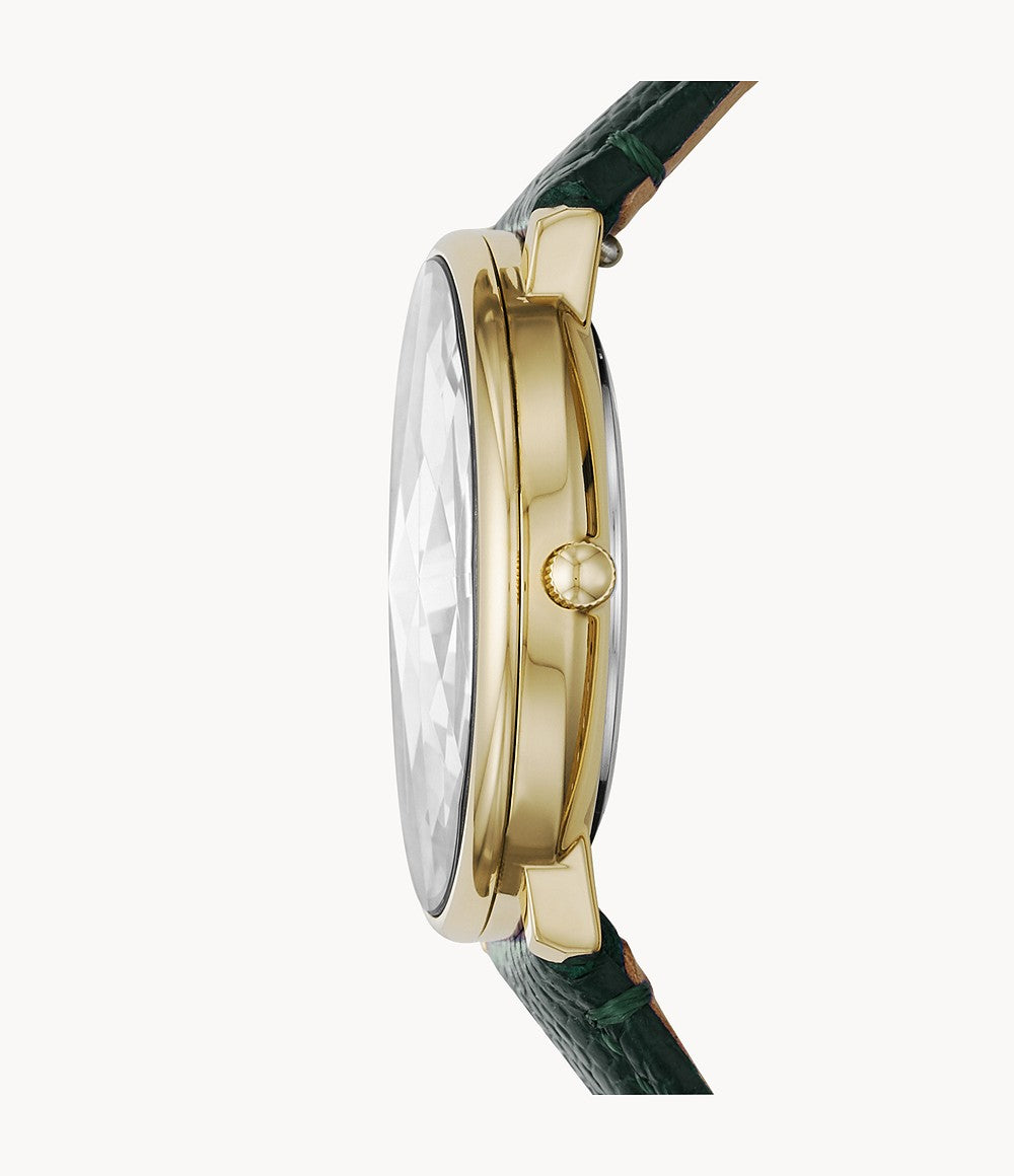 Fossil Watch Prismatic - Gold Tone