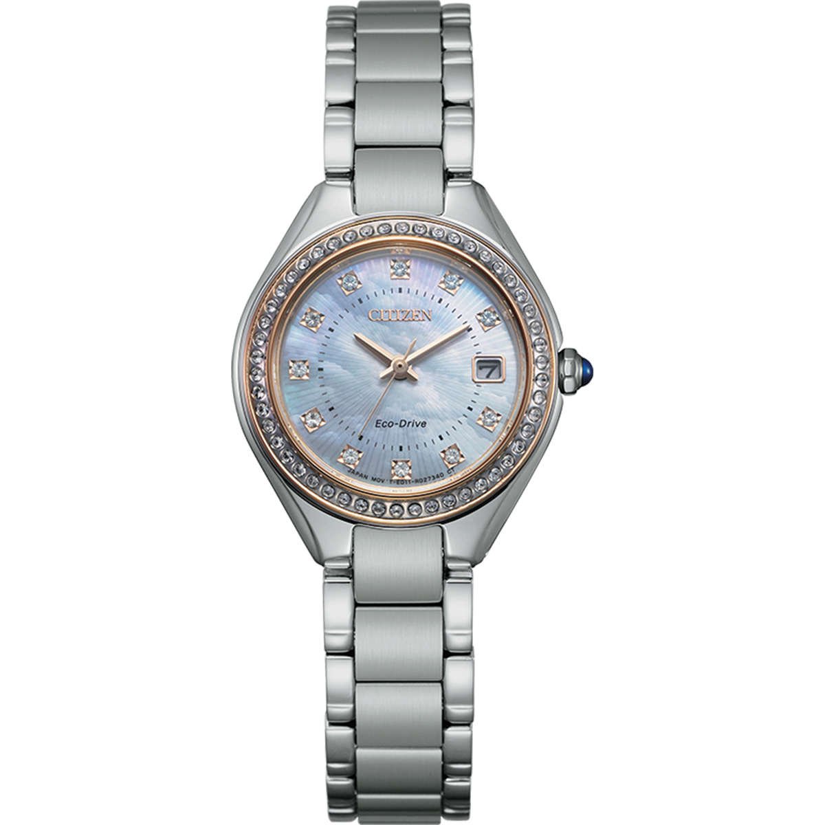 Citizen Eco-Drive - 26mm  SILHOUETTE CRYSTAL