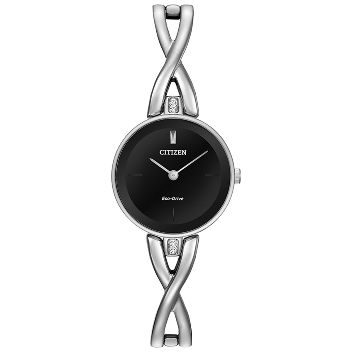 Citizen Eco-Drive - Axiom - Stainless Steel Bangle Style