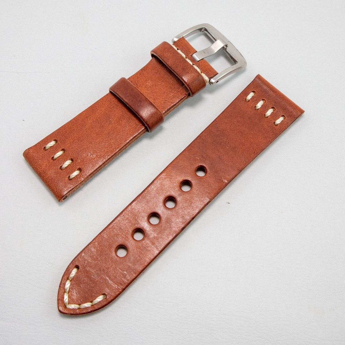 Alpine Watchstrap - Vintage Leather