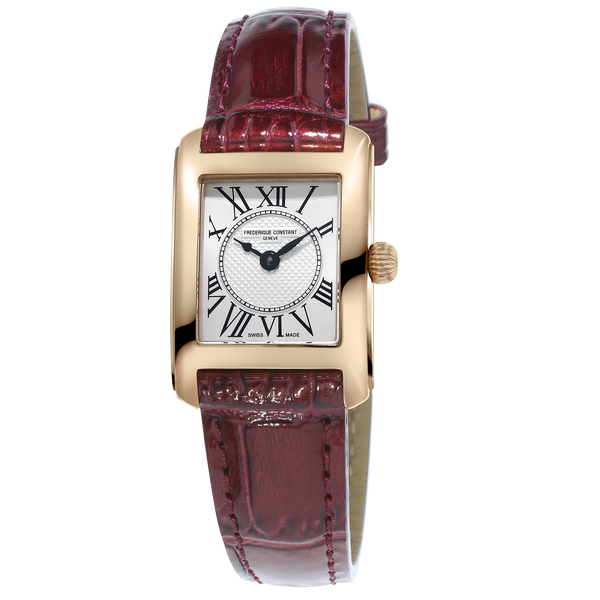 Frederique Constant - CARREE LADIES QUARTZ Rose Gold