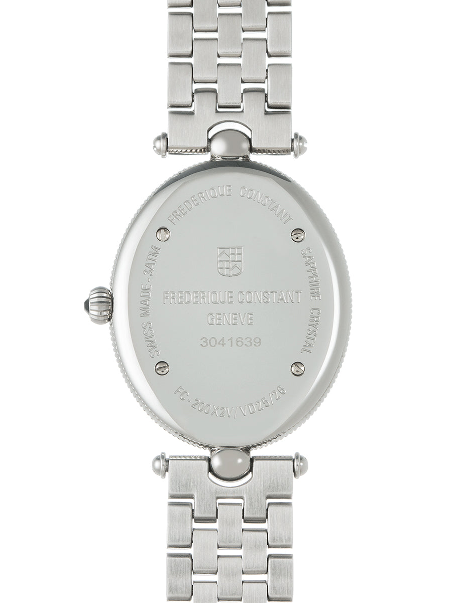 Frederique Constant - CLASSIC ART DECO Stainless Steel