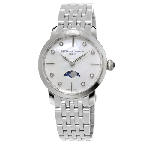 Frederique Constant - LADIES SLIMLINE MOONPHASE