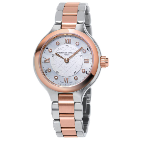 Frederique Constant - HOROLOGICAL SMARTWATCH LADIES - 2/T Rose