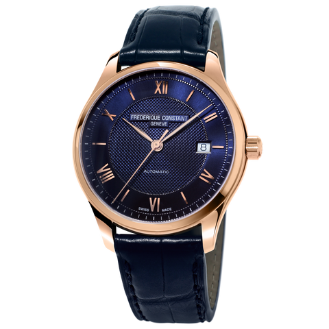 Frederique Constant - Rose Gold Tone CLASSIC INDEX AUTOMATIC