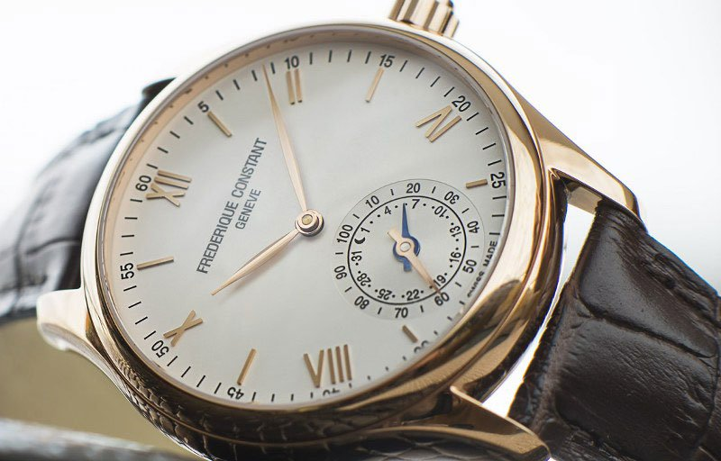 Frederique Constant - HOROLOGICAL SMARTWATCH - Rose Gold Tone