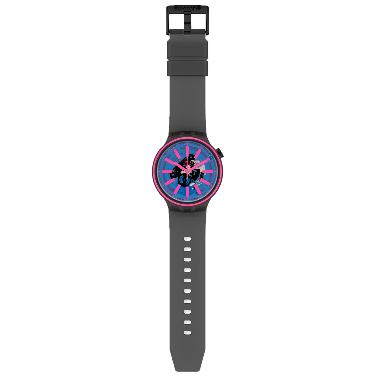 Swatch Watch Big Bold 47mm - Blue Taste