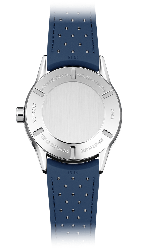 Raymond Weil Watch Freelancer Blue Dial Automatic Diver