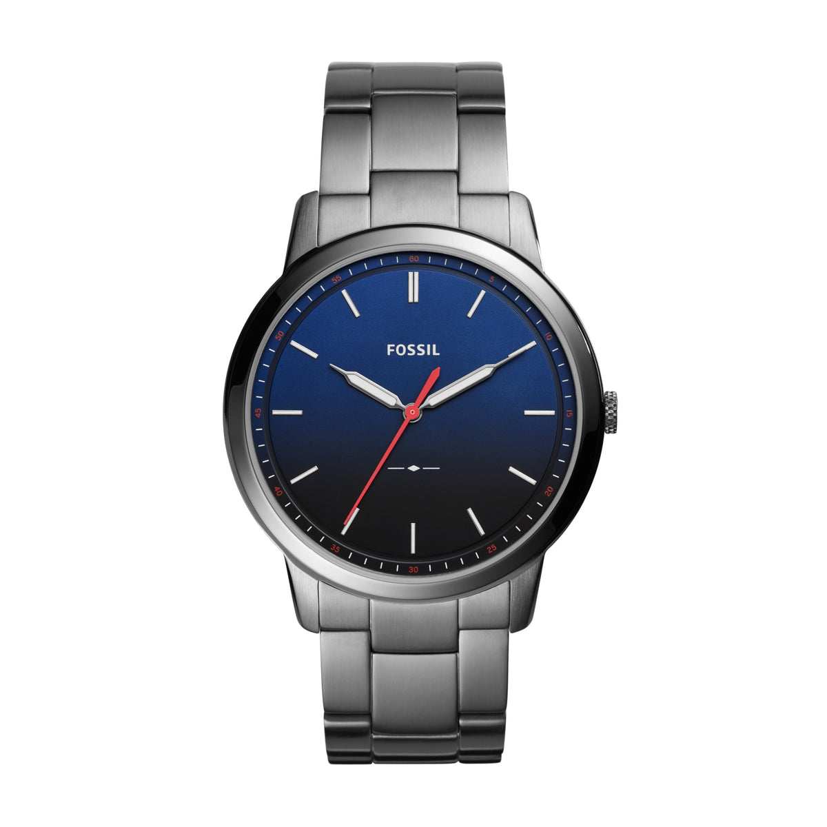 Fossil Watch - The Minimalist Slim Three Hand Stainless Steel Watch