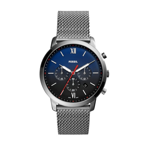 Fossil Watch - Neutra Chronograph Smoke Stainless Steel Watch