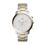 Fossil Watch - Neutra Chronograph Two-Tone  Stainless Steel Watch